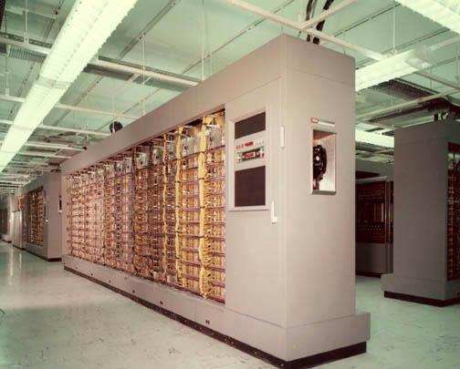 SAGE Computer Room